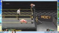 WWE2K15自导剧情(947)新NXT冠军