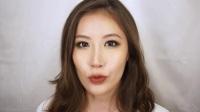 Celeste Wu 大沛 - Viseart Dark Mattes & Paris Nudes妝容(偷渡初學者安全配色小技巧)