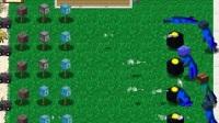 我的世界版植物大战僵尸第10期小游戏老虎机