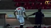【滚球国际足球频道】当内马尔受气并且吃了张红牌 你知道他的反应吗?