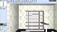 圆方衣柜V8.0 如何制作带吧台酒柜  酒柜效果图制作 视频教程 QQ1115838992
