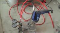 卫生间不砸瓷砖堵漏水,水固化注浆液卫生间注浆,水固化注浆机注浆