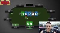 【德州扑克】Doug  Polk在赌场的现金桌