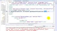 慧学国际_JavaEE_JSP处理客户端请求2.wmv
