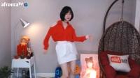 韩国女主播内衣钟淑热舞可爱韩国女主播热舞