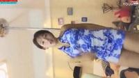 [狼主出品]美女动感直播热舞性感青花旗袍舞蹈 (2)_标清