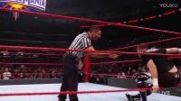 WWE2017【RAW 0220】面对已被萨摩亚-乔打晕的萨米
