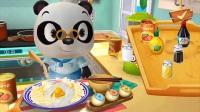 小小美食家 功夫熊猫的厨房 幼儿早教与智力开发 学习制作亲子美食系列 手机游戏解说