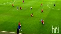 【滚球国际足球频道】2017最新 艾登阿扎尔 终极过人神技 超强进球