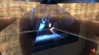 苏州丝绸博物馆-360度全息成像柜
