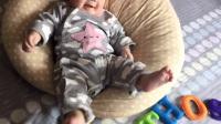 宝宝五个月