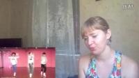 我们的少年时代电视剧第8集TFBOYS爱出发练习室版海外观看反应Start to love Dance Practice Reaction_标清