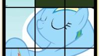 【小音游戏室】小马宝莉玩转翻图.彩虹小马