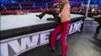 WWE男女选手疯狂接吻大盘点 塞纳舌吻女选手