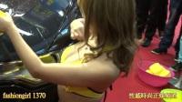 2015 台北新車展裸體廚房 小歪 比基尼洗車秀