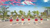 太湖彬彬广场舞《兔子舞》原创16步教学版