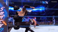 2017wwe美国职业摔角 塞纳王室决战之约