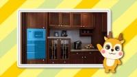 大连厨房装修开放式的柜子要多安装,以备用