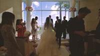 夏威夷玻璃教堂婚礼