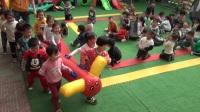 城东幼儿园 中班 体智能男教师游戏《蚂蚁搬家》
