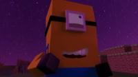 我的世界动画片 我的世界小黄人大眼萌