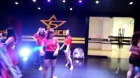 第五元素舞蹈联盟中文爵士舞蔡依林舞蹈分解《舞娘》
