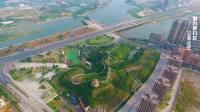 《航拍防城港》城市猎人航拍防城港白鹭公园拍视频 航拍QQ10037492