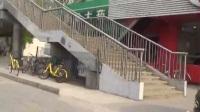 在京骑行多坎坷