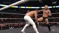 NXT TakeOver Orlando_clip ANDRADE CIEN ALMAS vs ALEISTER BLA