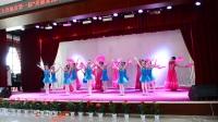 """五大连池首届文化艺术节""""阳光社区星光舞蹈队舞蹈母亲是中华"""""""