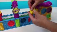 神奇的游戏Doh超级娱乐工厂惊喜鸡蛋制造商迪士尼冰雪猪惊喜!