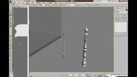 3DMAX室内设计灯光教程之欧式旋转楼梯建模1细节处理
