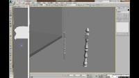 3DMAX室内设计建模教程之欧式旋转楼梯建模细节处理