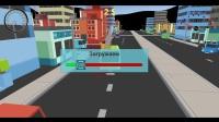 模拟环卫车回收垃圾!儿童益智工程车游戏!