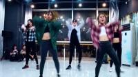 武汉爵士舞 甜甜爵士舞练习室 爵士舞视频 单色舞蹈