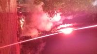 2017年湛江市太平镇洋村年例之夜雷剧开幕烟花
