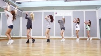 HELLO VENUS - Wiggle Wiggle - mirrored dance practice video