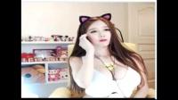 韩国美女主播 水果 超短裤热舞性感美女写真26