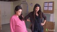My Houzz房屋节目 Mila Kunis重修父母房子