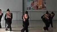 华尔兹女子单人套路《国标舞班级示范视频》慢动作(听琴观海整理)