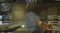 GODSENT vs Mouz ECS CSGO欧洲区 第一场 5.3