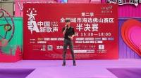 第二季中国新歌声佛山赛区《南海万科广场》晋级赛-刘锴