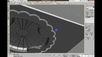 3DMAX室内设计建模教程之欧式圆形天花吊顶建模基础篇