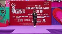 第二季中国新歌声佛山赛区《南海万科广场》晋级赛-曾东成