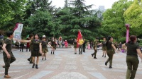 上海红苹果水兵舞艺术团表演A
