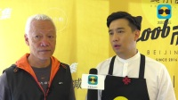 黄小厨市集黄磊专访 聊电影处女作《麻烦家族》