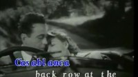 流金岁月 美国电影《卡萨布兰卡》又名《北非谍影》主题曲