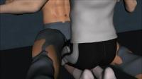 """真人版""""绿巨人""""健美先生卢弗里格诺1993年健美表演,世界上最强壮的肌肉男"""