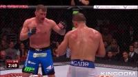 UFC211 预热 米欧奇VS桑托斯 重量级罕见的持久战