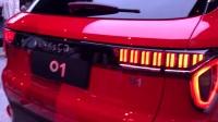 吉利推出高端品牌领克!听听老司机灵犀现场怎么评价首款SUV